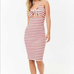 Worn once- Forever 21 Body Con Dress
